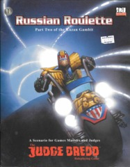 Judge Dredd: Russian Roulette