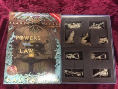 Planescape Powers of Law Miniatures AD&D 2E 10-521 Ral Partha