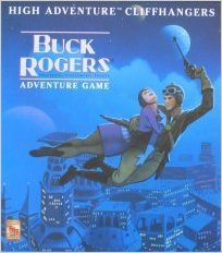 Buck Rogers Adventure Game TSR