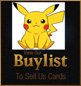Sell us cards on our buylist!