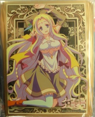 NO GAME NO LIFE MATTE SLEEVES FEEL NILVALEN