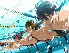 Desu Chest - Free! Iwatobi Swim Club Level 2