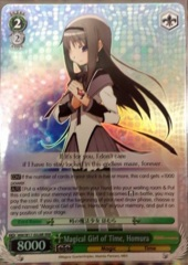 Magical Girl of Time, Homura - MM/W17-E028R - RRR