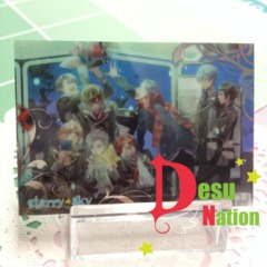 Starry Sky Character Trading Card - SPR-05