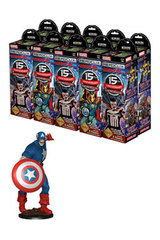 Marvel HeroClix: 15th Anniversary What If? Booster Case (20) With Incentive Figure