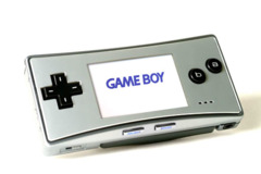 Game Boy Micro (Any Color)