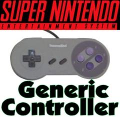 Super NES Controller (Generic)