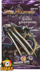 DM-03 Rampage of the Super Warriors Booster Pack