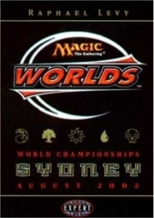 2002 Raphael Levy World Champ Deck