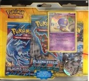 Pokemon 2015 BW 3 Pack and Promos Double Blister W/ Drifblim