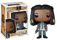 #307 Funko Pop TV: Walking Dead Michonne Action Figure (Season 5)