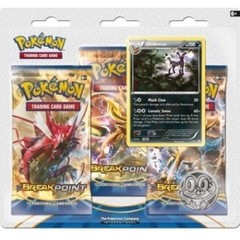 Pokemon XY BreakPoint 3 Booster Pack Blister Umbreon Promo