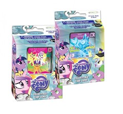 My Little Pony CCG: Crystal Games Set of both theme decks