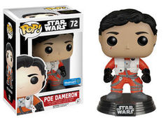 # 72 - Poe Dameron Walmart Exclusive - No Helmet