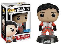 # 72 - Poe Dameron Walmart Exclusive - No Helmet