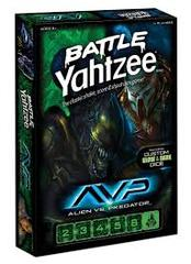 Yahtzee - Alien Vs Predator (Battle Yahtzee)