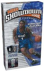NBA Showdown Starter 2002