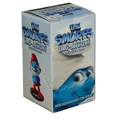 The Smurfs Tag-Athon Minature Game