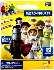 Character Building MicroFigures Series 1 Blind Pack