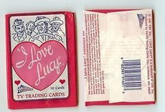I Love Lucy Cards (1991 Pacific) 10 card Pack