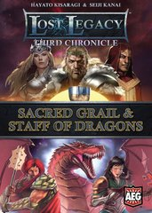 Lost Legacy: Sacred Grail & Dragon Staff