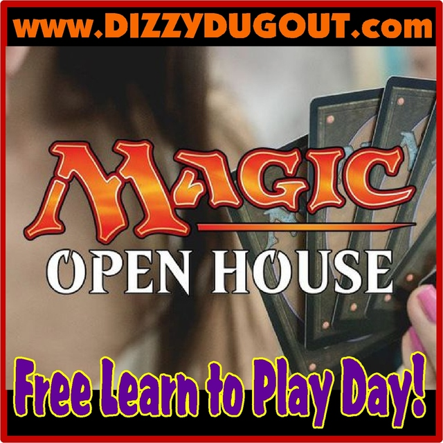 Dont Miss The Next Magic Open House Learn To Play Day!