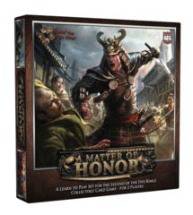 A Matter of Honor Ivory 2 Player Starter Game
