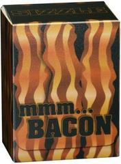 Bacon Legion Premium Deck Box w/Divider (mmm Bacon)