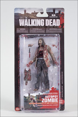 Autopsy Zombie Action Figure McFarlane Toys The Walking Dead TV Series 3