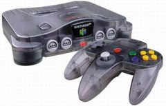 Nintendo 64 (Any Color / Model)