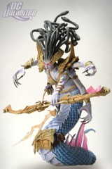 World of Warcraft Action Figures Series 4 Deluxe Collector Figure: Lady Vashj