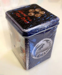 Ivory Edition Crab Clan Theme Deck Starter Tin 3 Booster & Rulebook