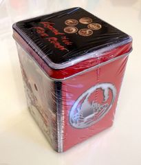 Ivory Edition Scorpion Clan Theme Deck Starter Tin 3 Booster & Rulebook