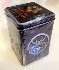 Ivory Edition Spider Clan Theme Deck Starter Tin 3 Booster & Rulebook