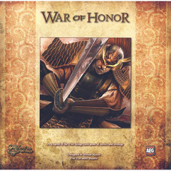 L5R War of Honor Deluxe Card Game Box Set