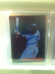 Barry Bonds Autographed Card #1