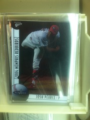 Josh Pearce Autographed Card 2004