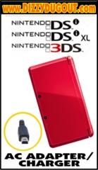 DSi / DSiXL / 3DS Adapter AC