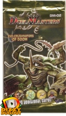 DM-02 Evo-Crushinators of Doom Booster Pack
