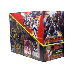 Dimensional Brave Kaiser Dimension Police Trial Deck (TD12) 6 Deck Display Box