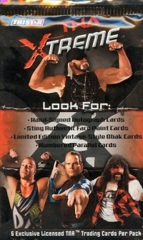 TNA 2010 XTERME  TRADING CARD PACK
