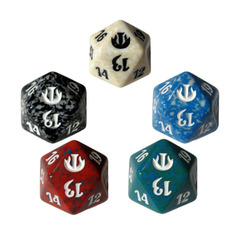 Magic Spindown Die - Journey into Nyx (Set of 5)