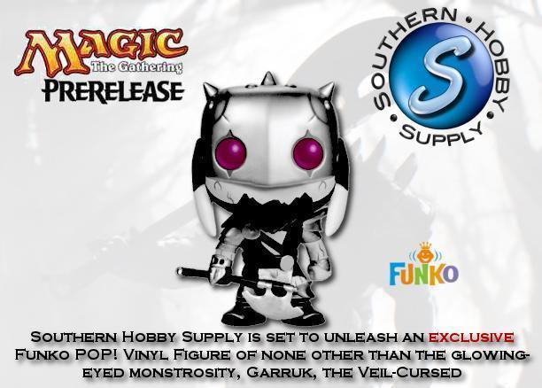 Funko POP! Magic The Gathering Vinyl Figure Garruk Wildspeaker EXCLUSIVE