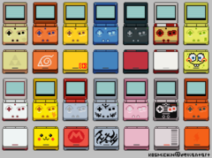 Game Boy Advance SP (Any Color)