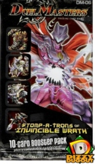 DM-06 Stomp-a-Trons of Invincible Wrath Booster Pack