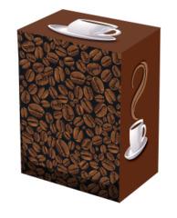 Coffee Bean Legion Premium Deck Box w/Divider