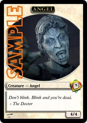 Angel Token – Custom: Doctor Who: The Weeping Angels A