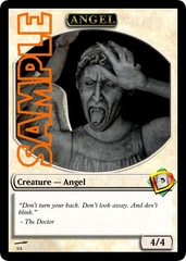Angel Token – Custom: Doctor Who: The Weeping Angels D