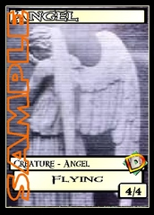 Angel Token – Custom: Doctor Who: The Weeping Angels E