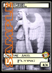 Angel Token – Custom: Doctor Who: The Weeping Angels F